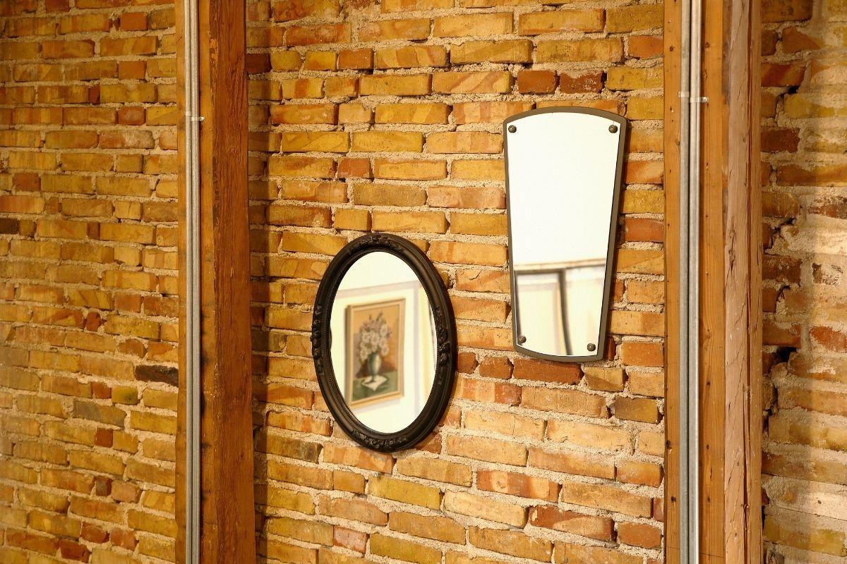 Unik indretning med spejle